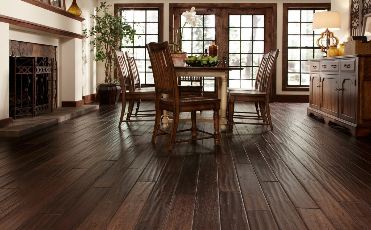 Hardwood Floors Product Page