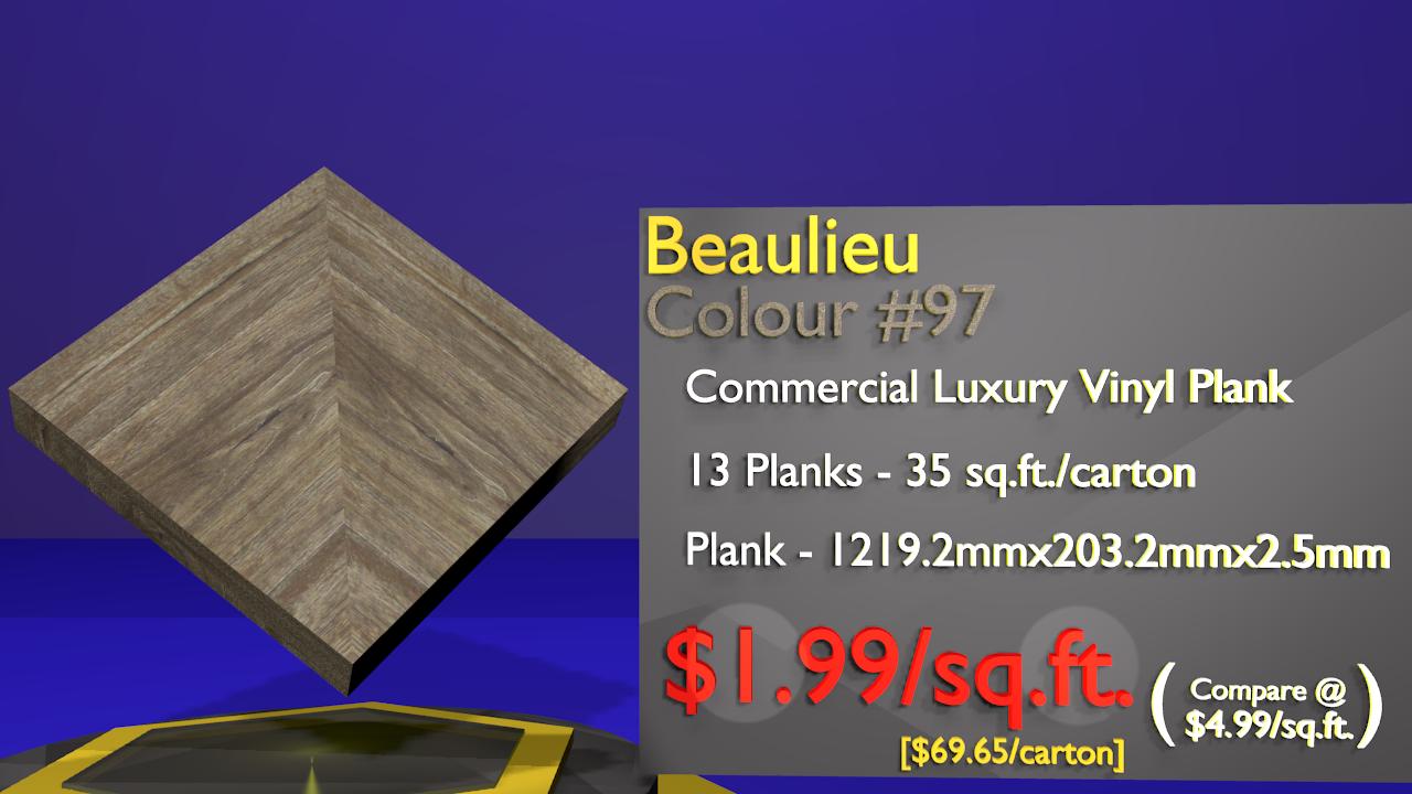 Beaulieu LVP #97
