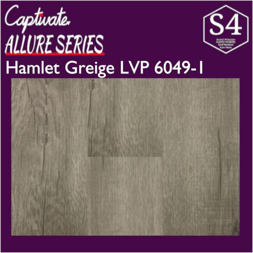 Hamlet Greige Captivate LVP | $1.89/sq.ft.