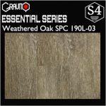 Weathered Oak Gravity SPC 190L-03