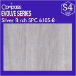 Compass SPC Evolve Series Silver Birch 6105-8